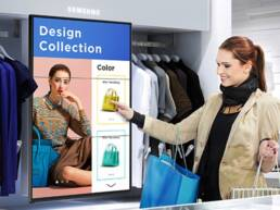 Touch screen | Marketing Display