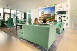 Hotel Tv | Marketing Display