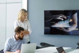 Monitor da interni | Marketing DIsplay