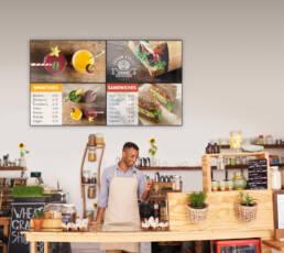 Monitor da interni   Marketing DIsplay