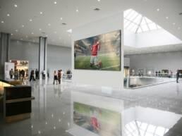 Videowall - Marketing Display