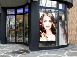 Monitor-in-Vetrina | Marketing Display