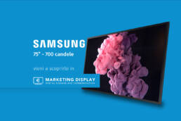 samsung75'-700-candele-QH75R-monitor-da-interno-Marketing-Display